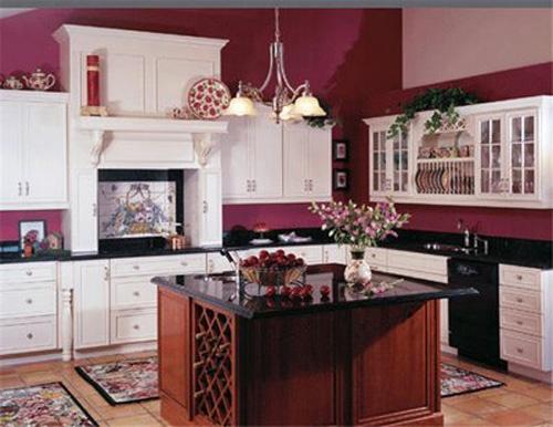 Kitchen Design Ideas: Red it is !!!