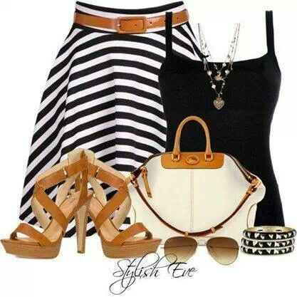 Cute, summer outfit