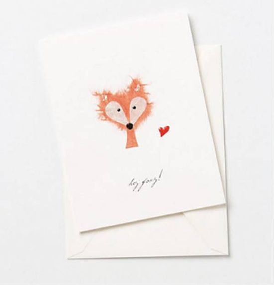 sweet love note card for valentine's day