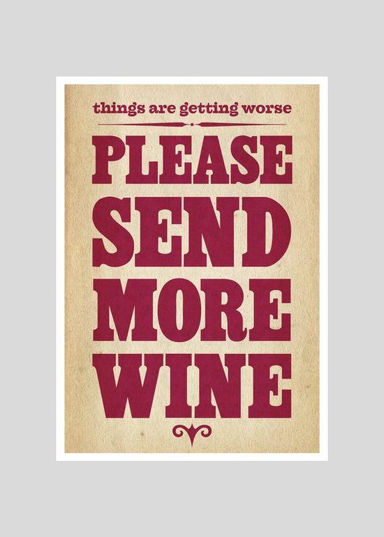 Wine - o @Tara McCall