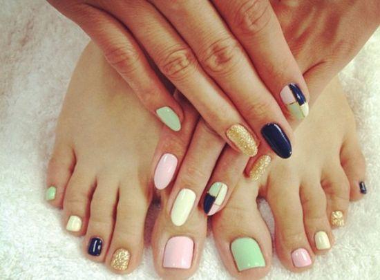 Nail And Toes