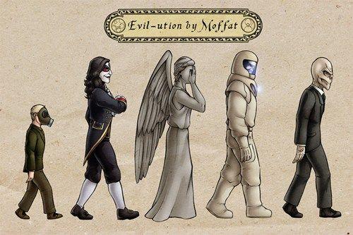 Evil-ution by Moffat