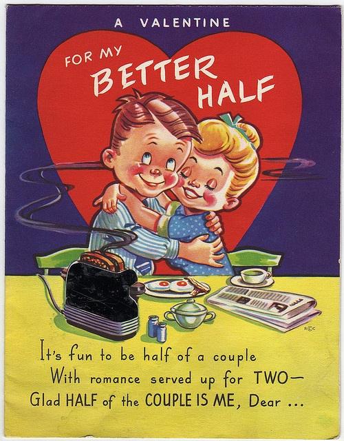 valentine better half