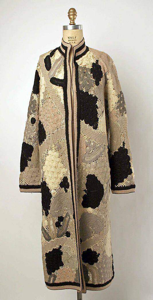 Coat, ca. 1920's