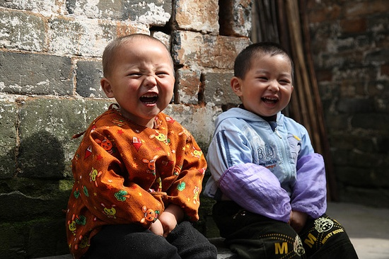 Happy in China