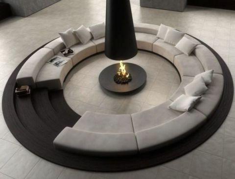 Modern Interior Design, Colors, Lighting