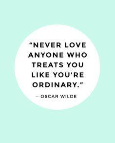 You are extraordinar