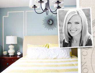 Love the bedroom