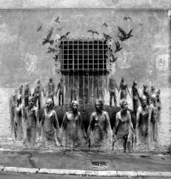 Amazing Street Art! – 45 Pics