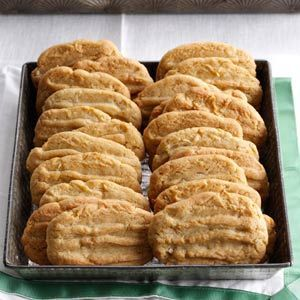 Coconut Washboards Cookies