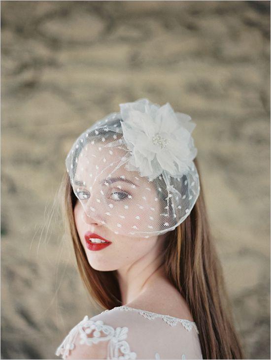 romantic wedding veil