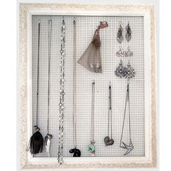 I really want to do this too! There are just so many great jewelry storage ideas out there, how can a girl choose??
