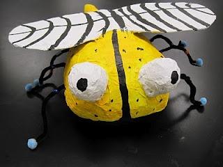 Paper Mache Ideas #Kids #Crafts