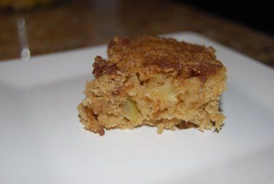 Apple Pie Cookie Bars