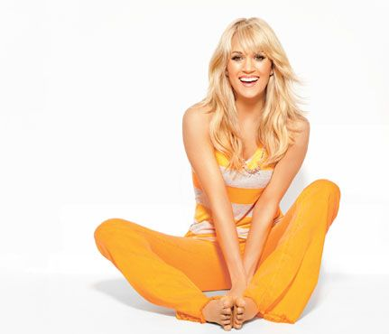 Carrie Underwood Workout- Pin for later... She has the world's best legs!