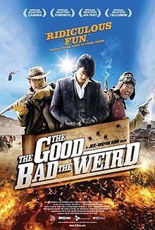 The Good, the Bad, the Weird (2008)