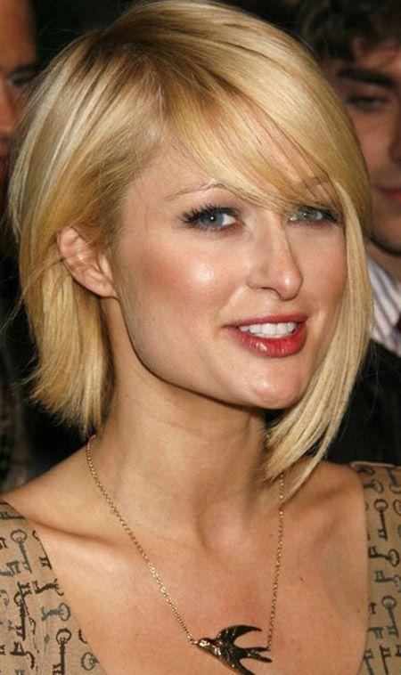 Paris Hilton Short Hair