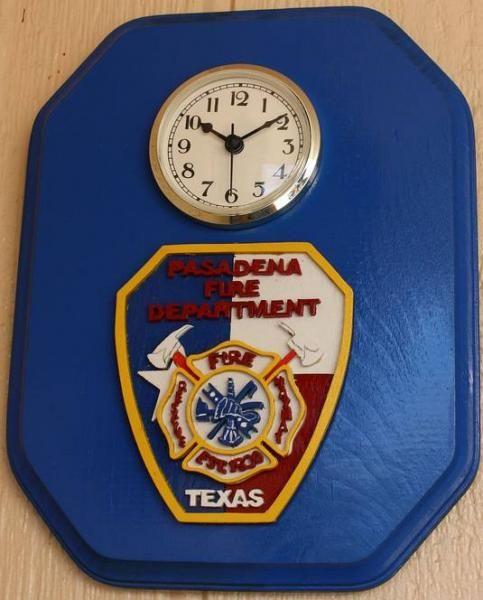 Hand Made Clock