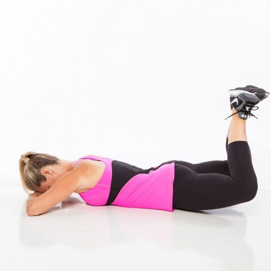 The No-Squat, No-Lunge Butt Workout: Frog