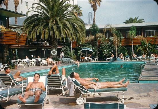 Hollywood 1956