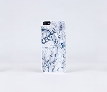 The Swirl iPhone Case
