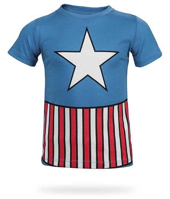 Captain America Kids' Tee