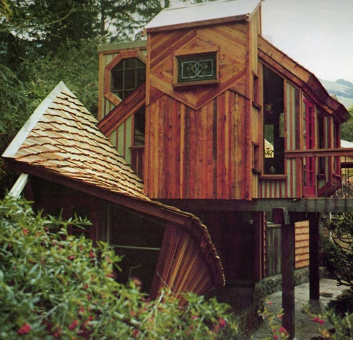A beautiful Handmade House - 1973 wow  memories flooding