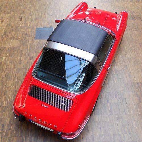 Porsche 911 T targa 2.4E / F-model (1973) #porsche