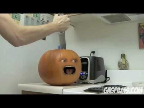 Annoying Orange Deaths hahaha