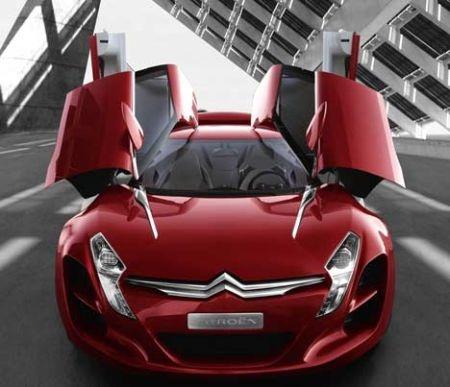 Wonderful Sports Car