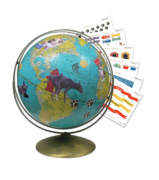 Pets DIY Globe Art Kit #animal #DIY #cats #dogs #home #love #pets #Malta #socialmedia HAVE YOUR SOCIAL MEDIA PROFILES LOOK LIKE MINE www.ICanDoThings.com