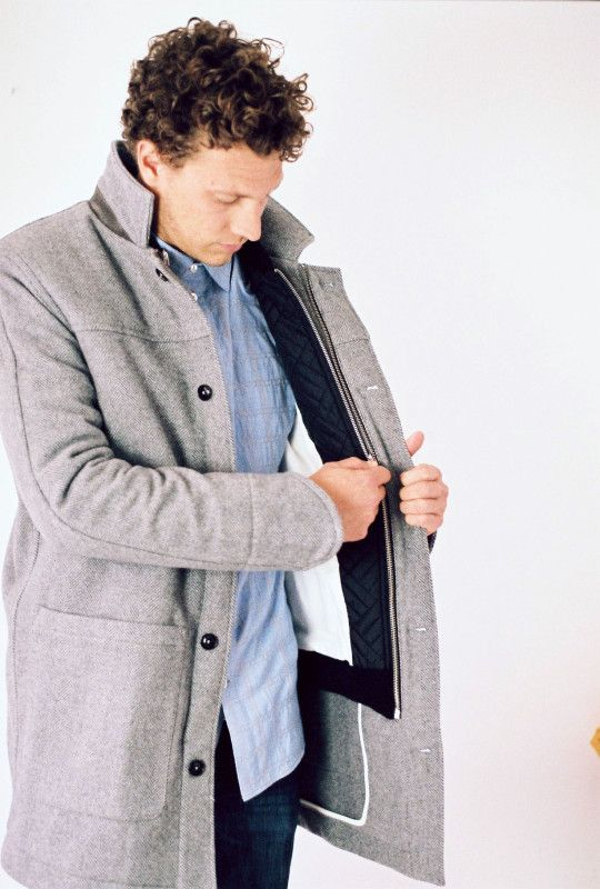 Balli Jacket – A Kind of Guise