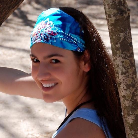 Beautiful handmade headbands