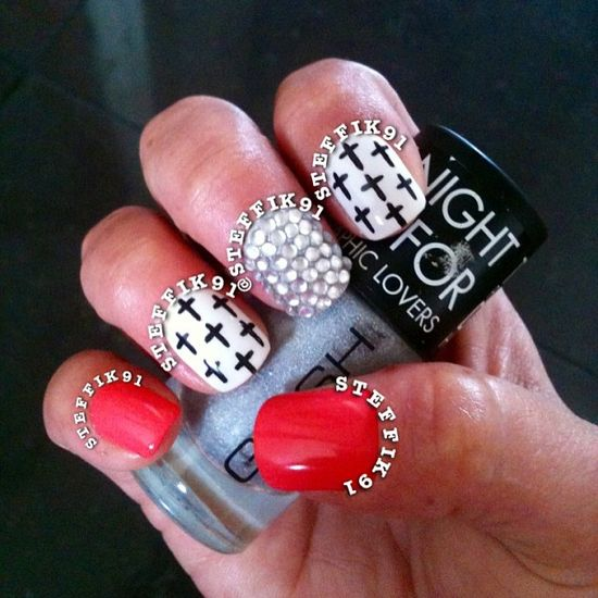 Instagram photo by steffik91 #nail #nails #nailart
