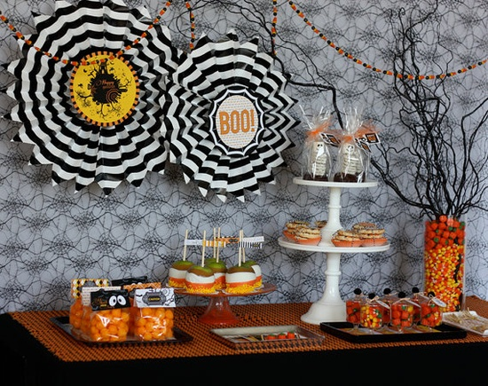 Love this for a Halloween Party!!