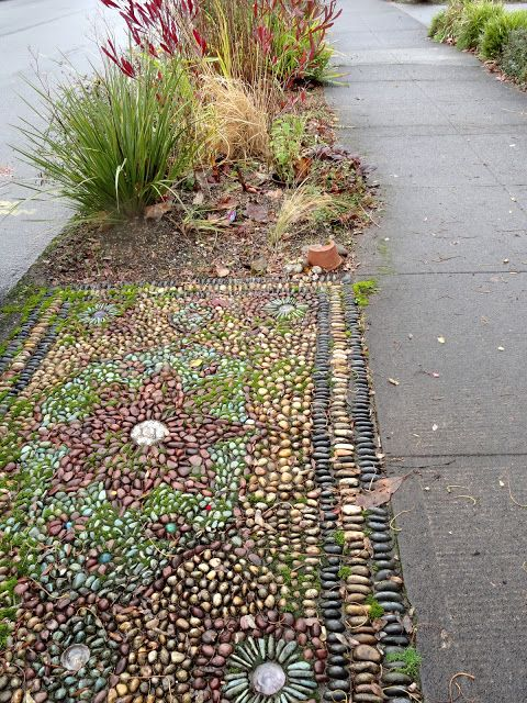 mosaic carpet…(done by Jeffrey Bale)