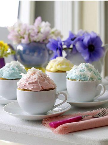 tea party. So cute!