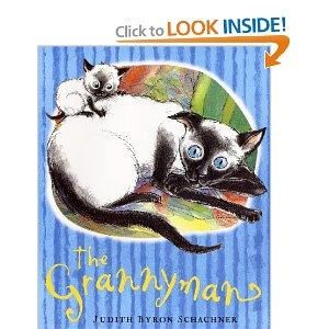 Another great cat book.