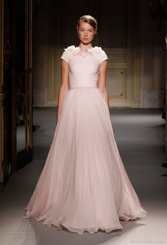 georges hobeika spring summer 2013 couture white dress
