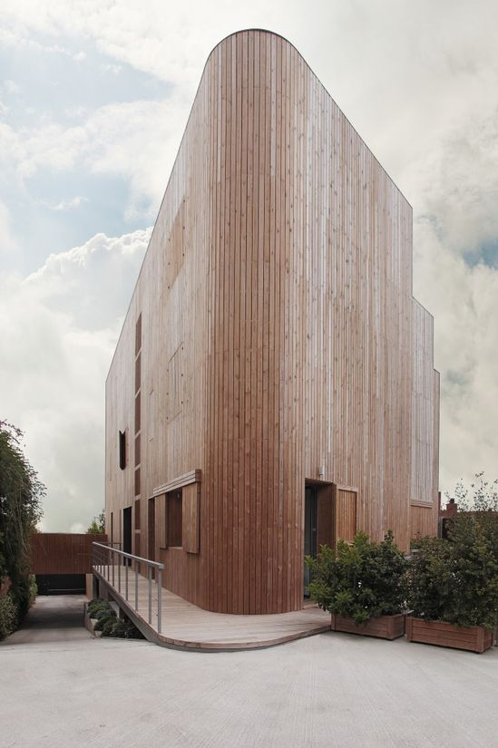 BC Arquitectos - House Pedralbes #Architecture