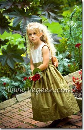 Flower Girl dress for M!
