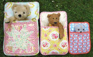 Sleeping bags for Bears