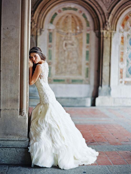 Gorgeous Sareh Nouri Bridal Gowns 2014 fabyoubliss.com