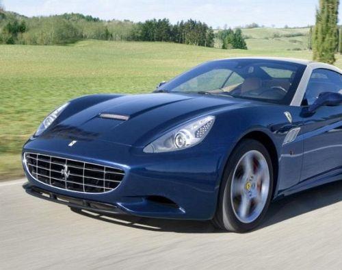 2013 Ferrari California To Debut @ Geneva Motor Show