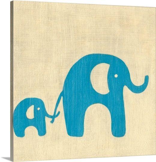 Best Friends - Elephants #nursery #kids