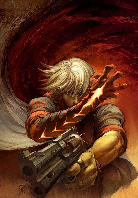Nero-Devil May Cry 4 by ~Jo-Chen on