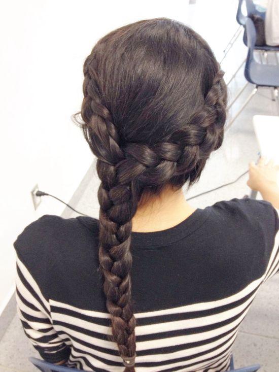 #braid #hair #beauty