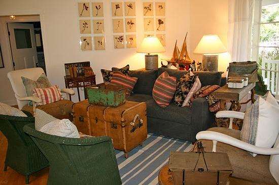 love this furniture arrangement
