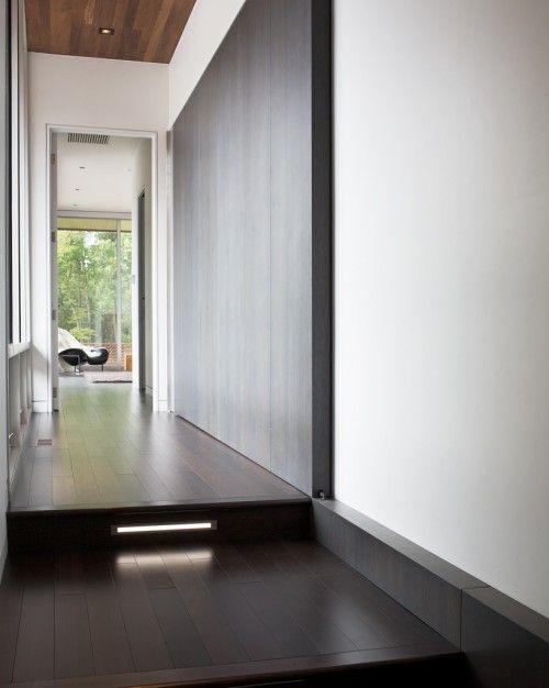 Dark Bamboo Flooring - Sexy!