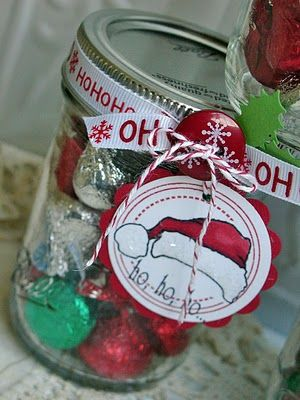 Gifts In A Jar (she: Catherine) - Or so she says...